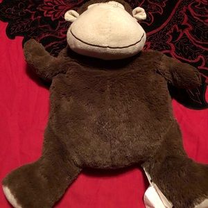 NWOT monkey backpack